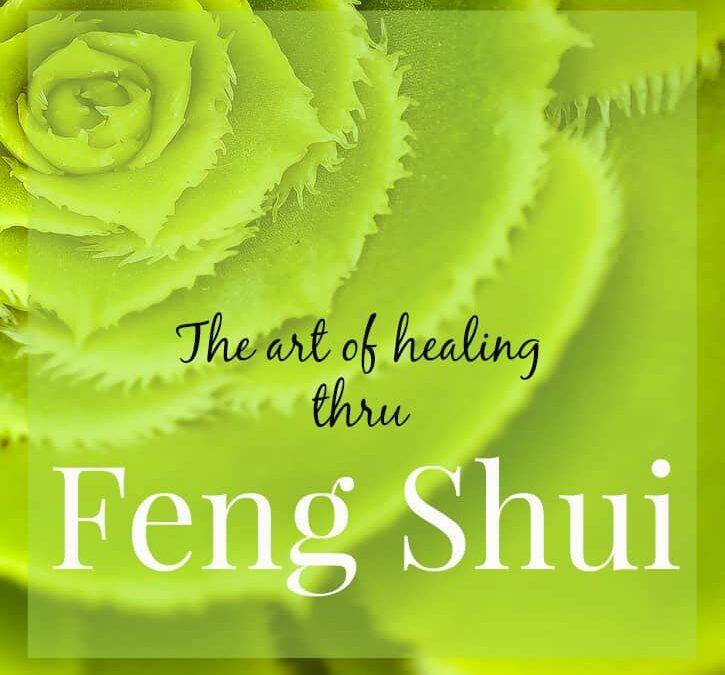 Intuitive Arts Fair workshop – Healing through Feng Shui  (video)